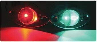 Livorsi USCG 2NM Approved Vernese Customs LED Navigation Lights