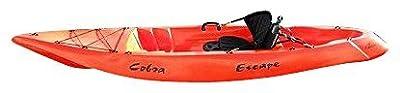 Cobra Escape Recreational Sit On Top Single Person Kayak
