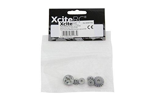 30307104 - XciteRC Differenzialkegelräder Stahl (groß + klein) one10 4WD