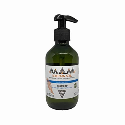 Dreadlock Shampoo - BCY 300ml Bergamot Ceder Ylang