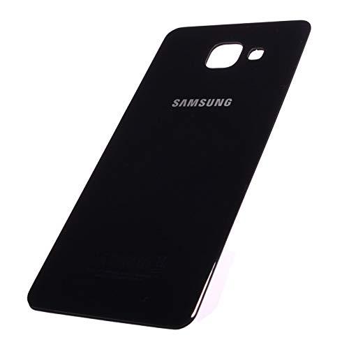 Original Samsung Galaxy A5 2016 SM A510F A510 Akkudeckel Backcover Akku Deckel Akkufachdeckel Rückseite Cover + Klebestreifen Schwarz GH82-11020B