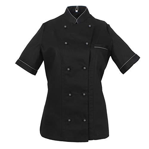 MISEMIYA Jacket Chaqueta Chef para Mujer