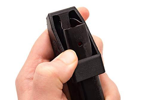 RAEIND Speedloaders Magazine Loader Tools for Heckler & Koch Handguns Double or Single Stack Models H&K HK45 Compact V1, P8, P2000, VP9, P30L, Mark 23 (HK P8)
