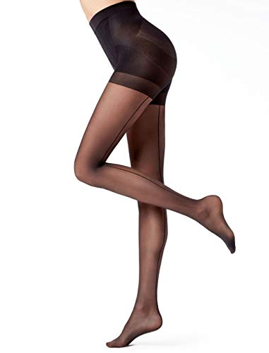 Calzedonia Damen Total Shaper Strumpfhose mit Naht