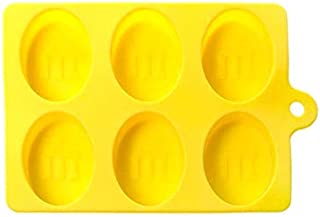 M&Ms Silicon Mold Multi Use - Yellow