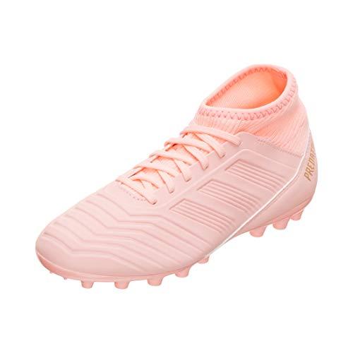 adidas Predator 18.3 AG J, Botas de fútbol Niños Unisex niño, Naranja (Narcla/Narcla/Rostra 0), 28.5 EU