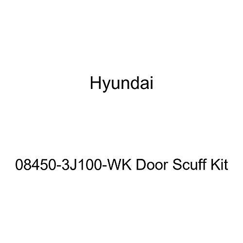 Genuine Hyundai 08450-3J100-WK Door Scuff Kit