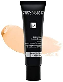 Blurring Mousee Camo Oil Free Foundation SPF 25 (Medium Coverage) - #15C Buff