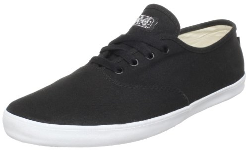 DVS Shoes Mens D/S/VINO SP, Herren Sneaker, Schwarz (Black Canvas BLKC), EU 42 (US 8.5)