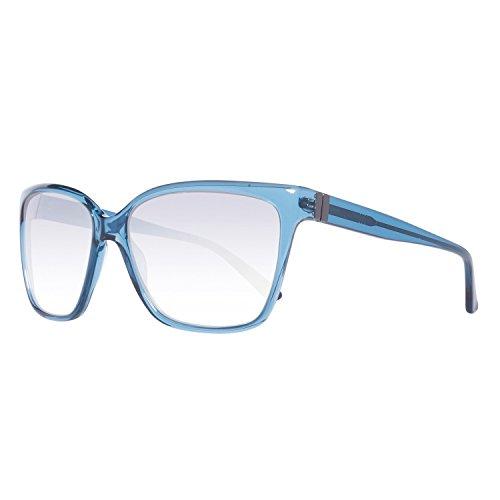 GANT GA8027 5890C Sonnenbrille GA8027 5890C Schmetterling Sonnenbrille 58, Blau