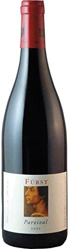 Weingut Rudolf Fürst Parzival - Barrique - Qualitätswein trocken Cuvée von Spätburgunder, Domina und Cabernet Sauvignon (1 x 0.75 l)