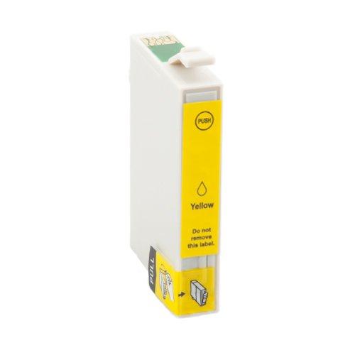 PCMOVILES Cartucho De Tinta Compatible con Epson T0614 Amarillo C13T06144010