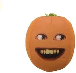 7.5 Inch Annoying Orange Soft Plush Toy With Sound (PL47) [Toy]