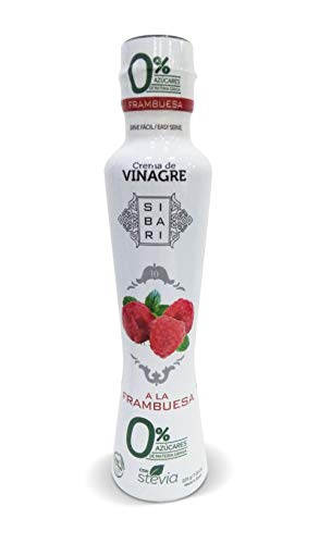 Crema de Vinagre Balsámica Frambuesa 0%