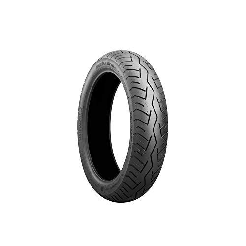 Bridgestone 81291 Neumático Bt46 130/80 -18 66V para Moto, Verano