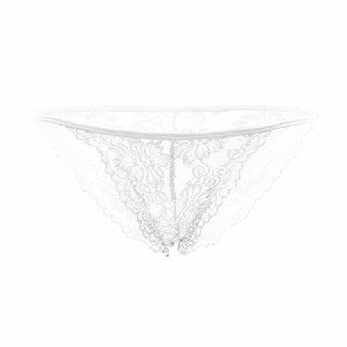 RangYR Women Thong Sexy Lace Panties Ladies Hollow out Underwear Briefs
