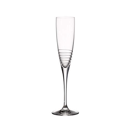 Villeroy & Boch Maxima Decorated 1137320074 Flûte à champagne avec décoration spirale
