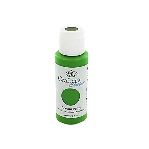 schr/äg White Taklon 7-teiliges Pinsel Set Royal /& Langnickel RCC 308 Crafters Choice