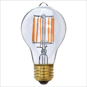 ビートソニック LED電球 《Siphon》 一般電球形 30W相当 全光束400lm 暖系電球色 E26口金 調光器対応 LDF29A