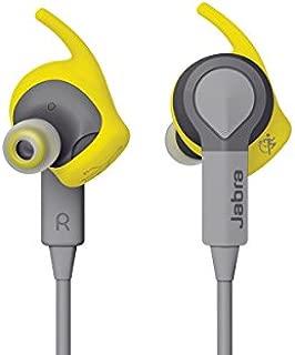 Jabra SPORT COACH (Yellow) Wireless Bluetooth Earbuds for Cross-Training - Retail Packaging
