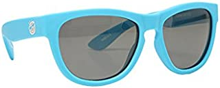 Minishade Polarized: Flexible Toddler Sunglasses - Baby Blue   UVA/UVB  Loss n' Damage Replacement   Age: 9Mo.-3Yr.
