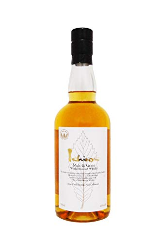 イチローズモルト モルト&グレーン ワールド・ブレンデッド・ウイスキー ホワイトラベル 46度 700ml