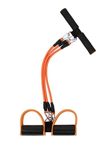 Fitnessgeräte Beine Sit-ups 3 Latex Schlauch mit hoher zugkraft, sicher