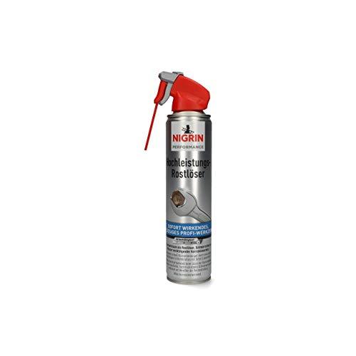 NIGRIN 72271 HyBrid Hochleistungs-Rostlöser 400 ml