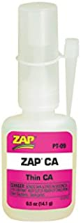 Pacer Technology (Zap) Zap CA Adhesives, 1/2 oz