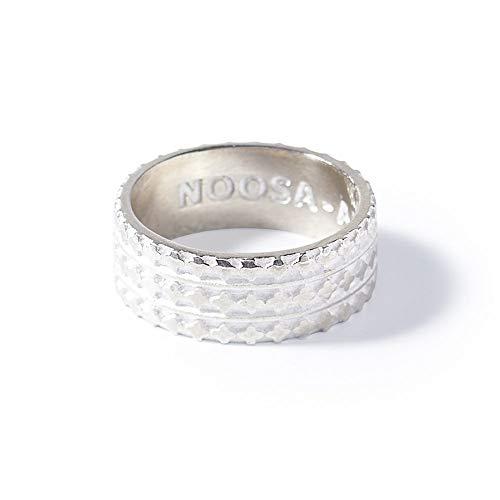 Noosa Amsterdam–Anillo de mujer de plata plata jpcr 9247–101–56–56