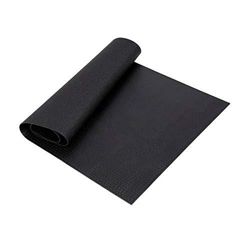 libelyef Übungsgerät-Matte, multifunktional, verschleißfest, Laufbandmatte für Böden und Teppichschutz, hohe Dichte, persönliche Fitnessgeräte Matten für Laufbänder, Fahrräder, Ruder