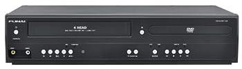 Funai Corp DV220FX5 Dual Deck DVD and VHS Player