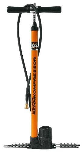 SKS Pumpe Rennkompressor Messingnippel-Schlauchanschluss für SV Standpumpe, orange, 20 x 3 x 3 cm