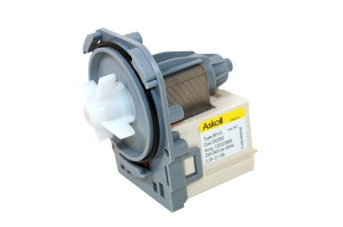 AEG Electrolux Tricity Bendix Zanussi Pompe de Vidange pour machine à laver John Lewis. Véritable numéro de pièce 1326630009
