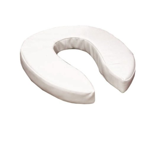 """Essential Medical Supply Padded Toilet Riser, 2"""""""