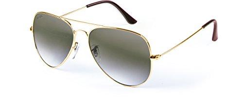 MSTRDS Jungen PureAv Youth Sonnenbrille, Gold (Gold/Grey 5170), (Herstellergröße: one Size)