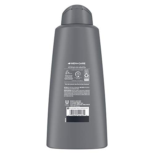 Shampoing Fortifiant Dove Men+Care, 750ml - 2