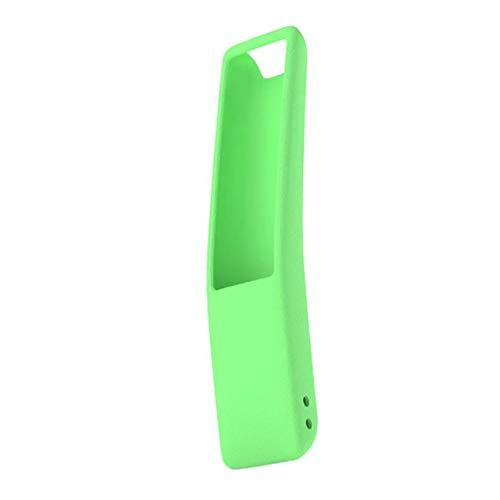 Olddreaming - Carcasa de silicona para mando a distancia de TV, compatible con Samsung Smart TV con mando a distancia para BN59-01312A 01312H BN59 01241A (verde)