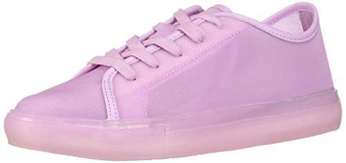 Katy Perry Women's The Glam Sneaker light violet 8.5 M M US