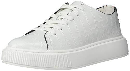 Sam Edelman Women's Argo Sneaker Bright White 9 Medium