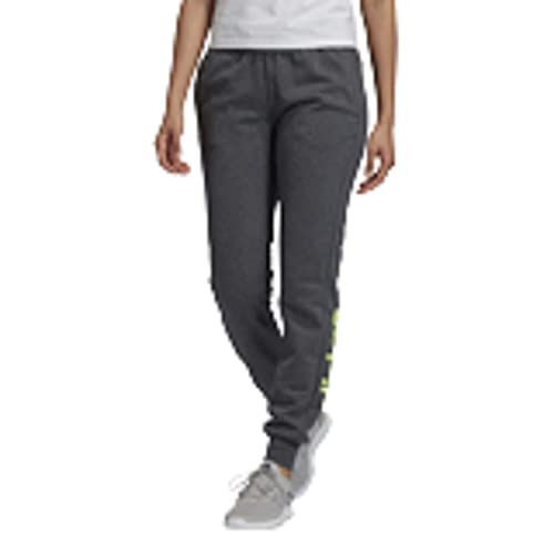 adidas Herren Essentials Linear Hose, grau, M