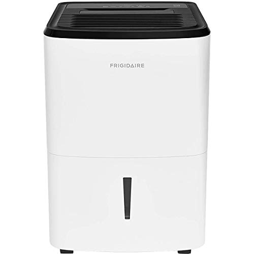 Frigidaire FFAD5033W1 High Humidity 50 Pint Capacity Dehumidifier (Renewed)