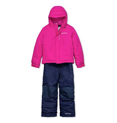 Columbia Kleinkinder Schnee Set Buga, Rosa (Pink Ice), 2T