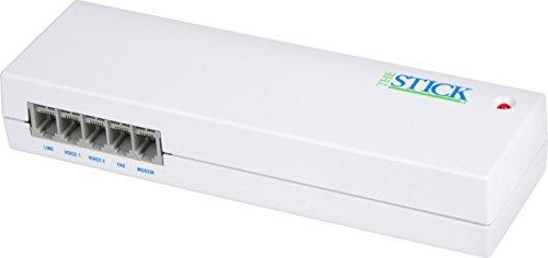 Multi-link 4 Port Fax/Modem Switch Stick