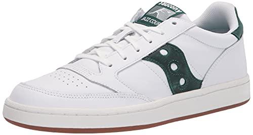 Saucony 70555 8 White Green Sneakers Uomo 7½
