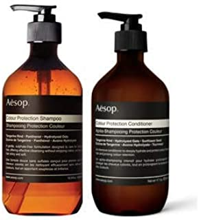 Aesop Colour Protection Hair Bundle 500ml (Shampoo and Conditioner)