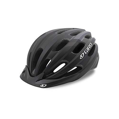 Giro HALE Fahrradhelm, mat Black, 50-57 cm