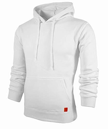 yanghuakeshangmaoyouxiangong Männer Einfarbig Hoodie Lässiges Sweatshirt Pullover Top