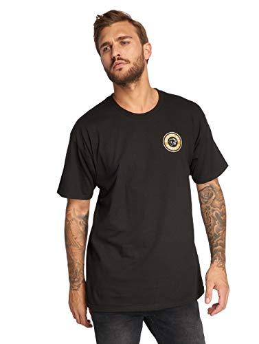 Brixton Herren FORTE II S/S STT Hemd, Schwarz, XXL