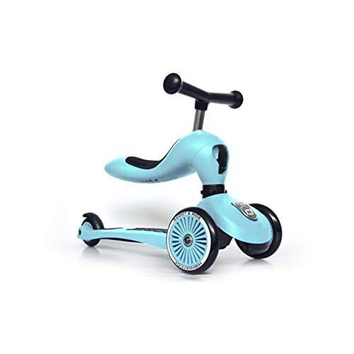 Scoot and Ride Autostrada Calcio 1 Mirtillo